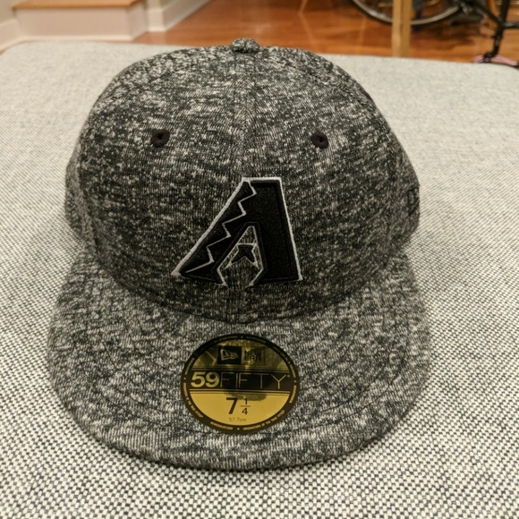New Era 59Fifty Arizona Diamondbacks Fitted Hat 136ff948225